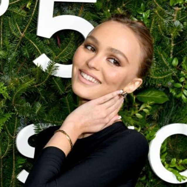 Lily-Rose Depp Hits It Right On The Nose In Chanel