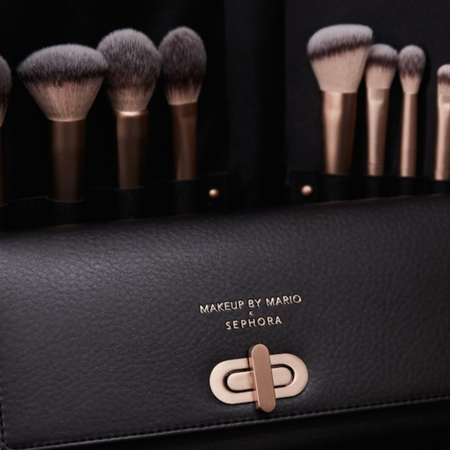 Mario Dedivanovic Is Launching Makeup Brushes With Sephora That You'll Want To Keep Forever