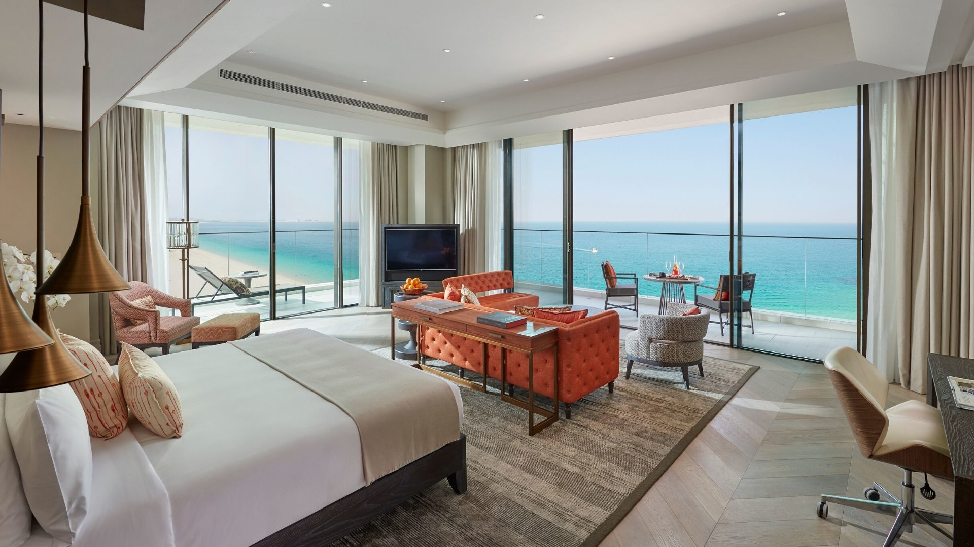 The Escape | Suite Dreams At The Mandarin Oriental Jumeira, Dubai
