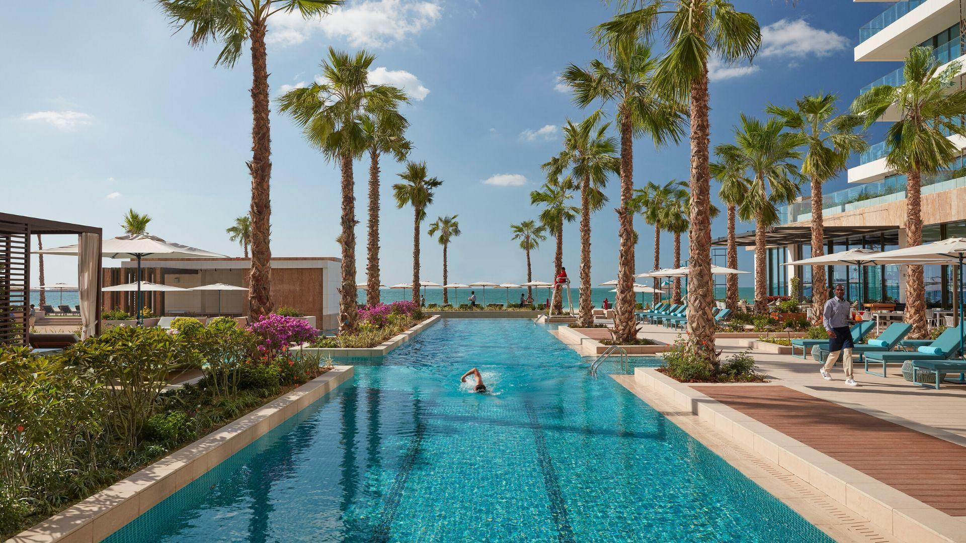 The Escape | Mandarin Oriental Jumeira, Dubai