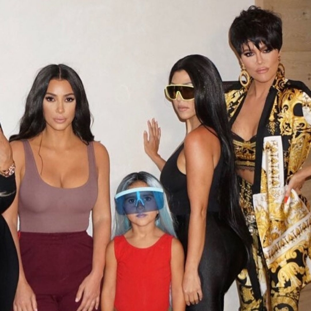 Watch The Kardashians Imitate Each Other In The Latest Episode Of KUWTK