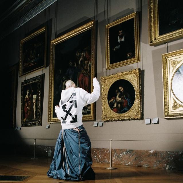 Off-White Has Just Released A Leonardo Da Vinci-Inspired Capsule Collection