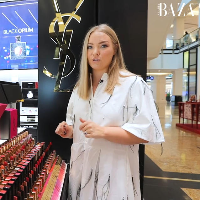 Watch | Come Christmas Shopping With Us In YSL Beauty's New Boutique