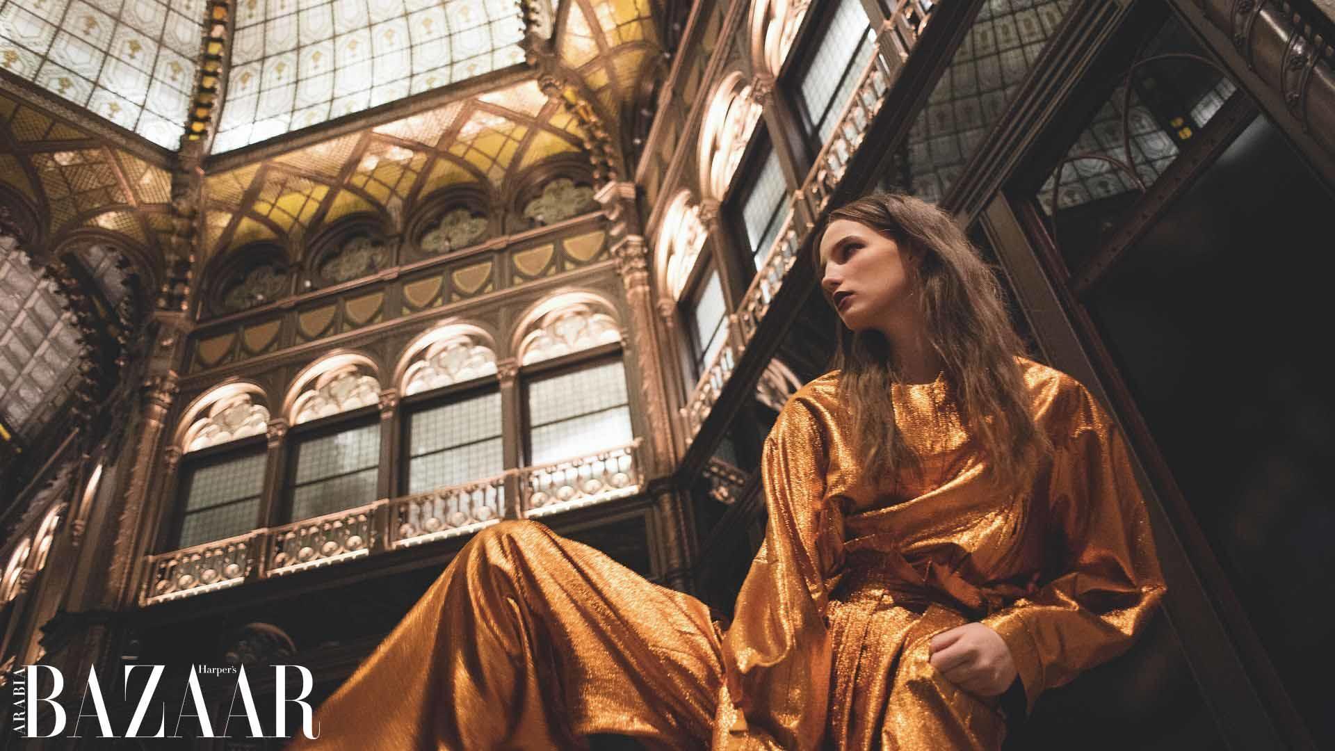 Inside BAZAAR's Budapest Wardrobe