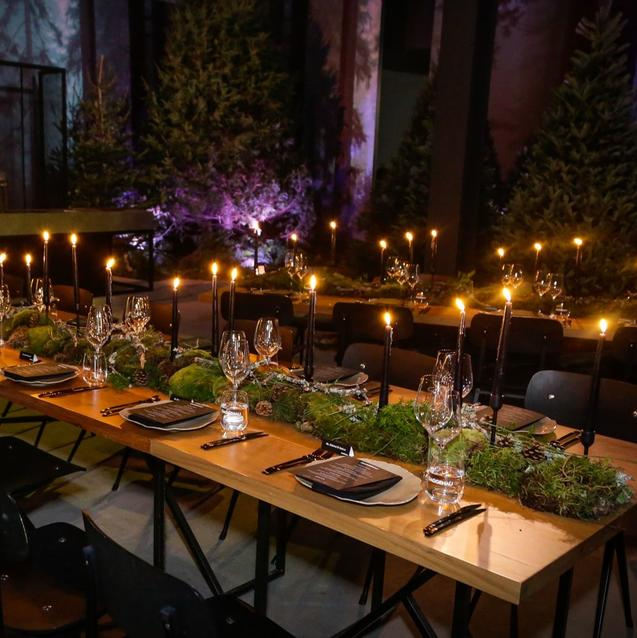 #ChicEats: Gaggenau's Black Forest Dinner Experience at INKED, Dubai