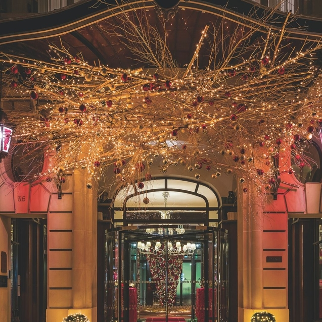 The Escape | Le Royal Monceau Raffles, Paris