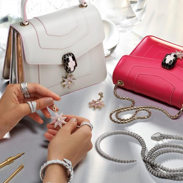 #BazaarLoves: All We Want For Christmas Is Bvlgari's Serpenti Forever Holiday Capsule