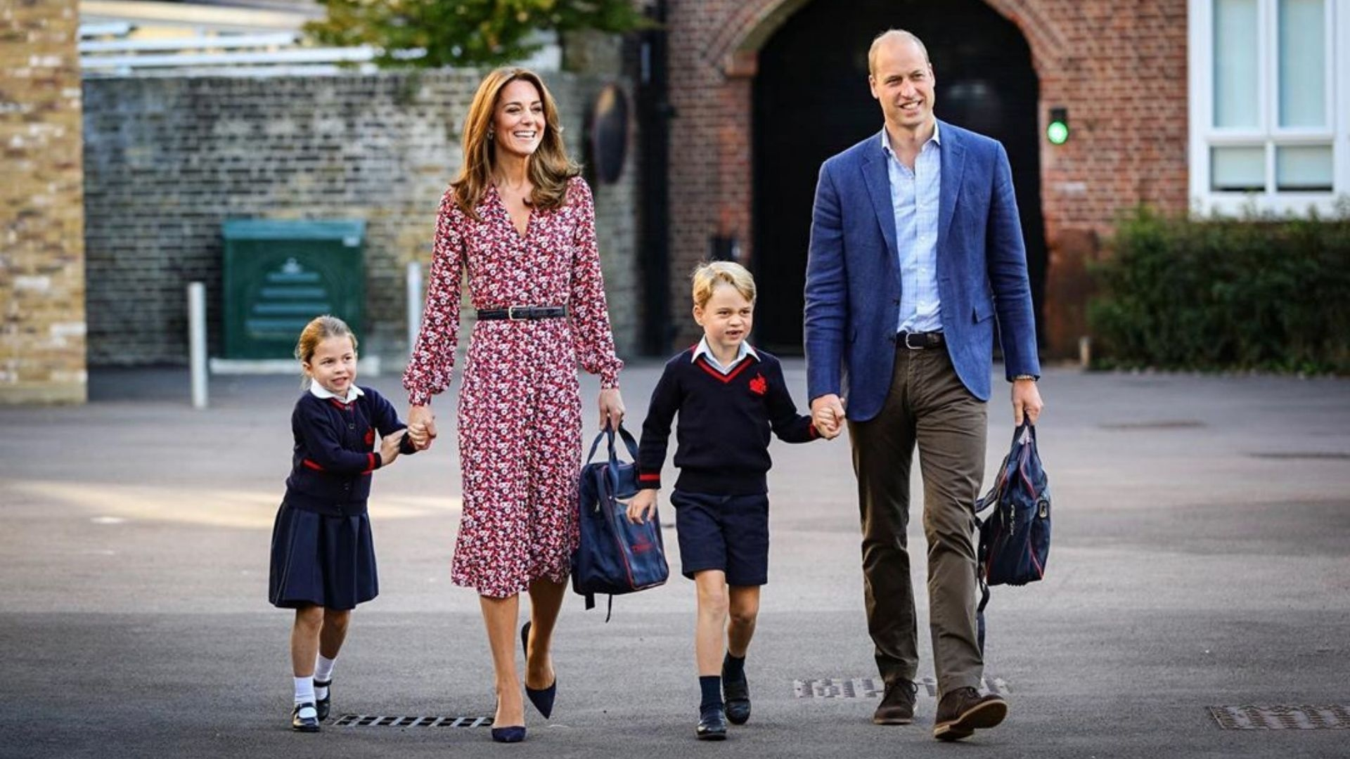 Here's A Sneak Peak At The Cambridge's 2019 Christmas Card