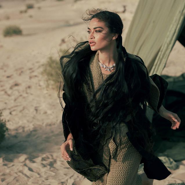 All The Life Lessons We Took From Our Interview With Shanina Shaik