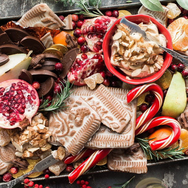 How To Not Feel Guilty About Christmas Calories
