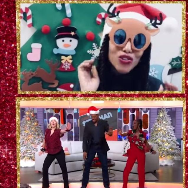 Watch | The Celebrity Tribute Video To Mariah Carey Is All We Wanted For Christmas