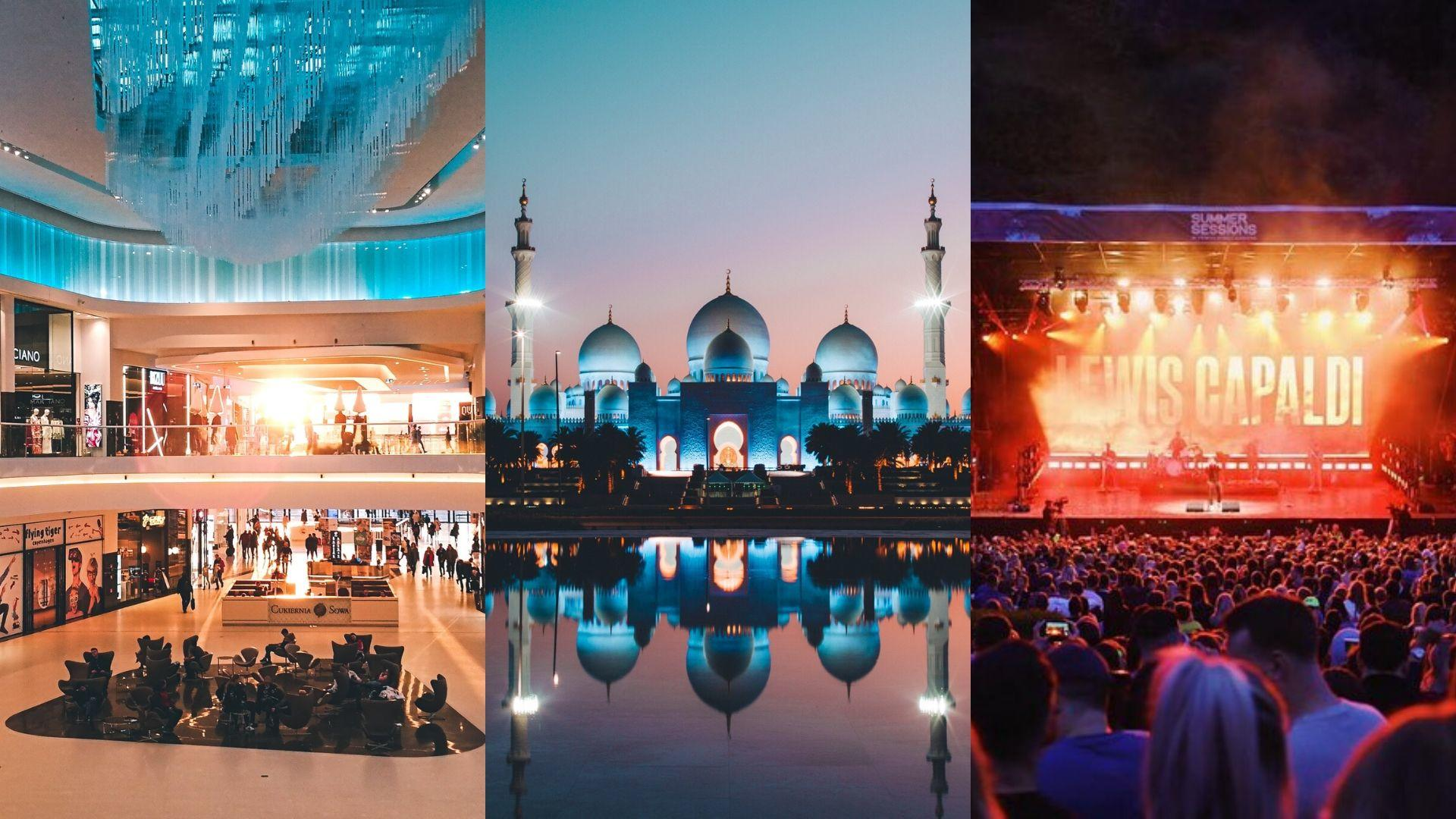 8 Things To Do In The UAE This January