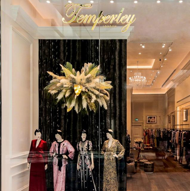 You Can Now Shop Temperley London's Exquisite Collections At The Dubai Mall