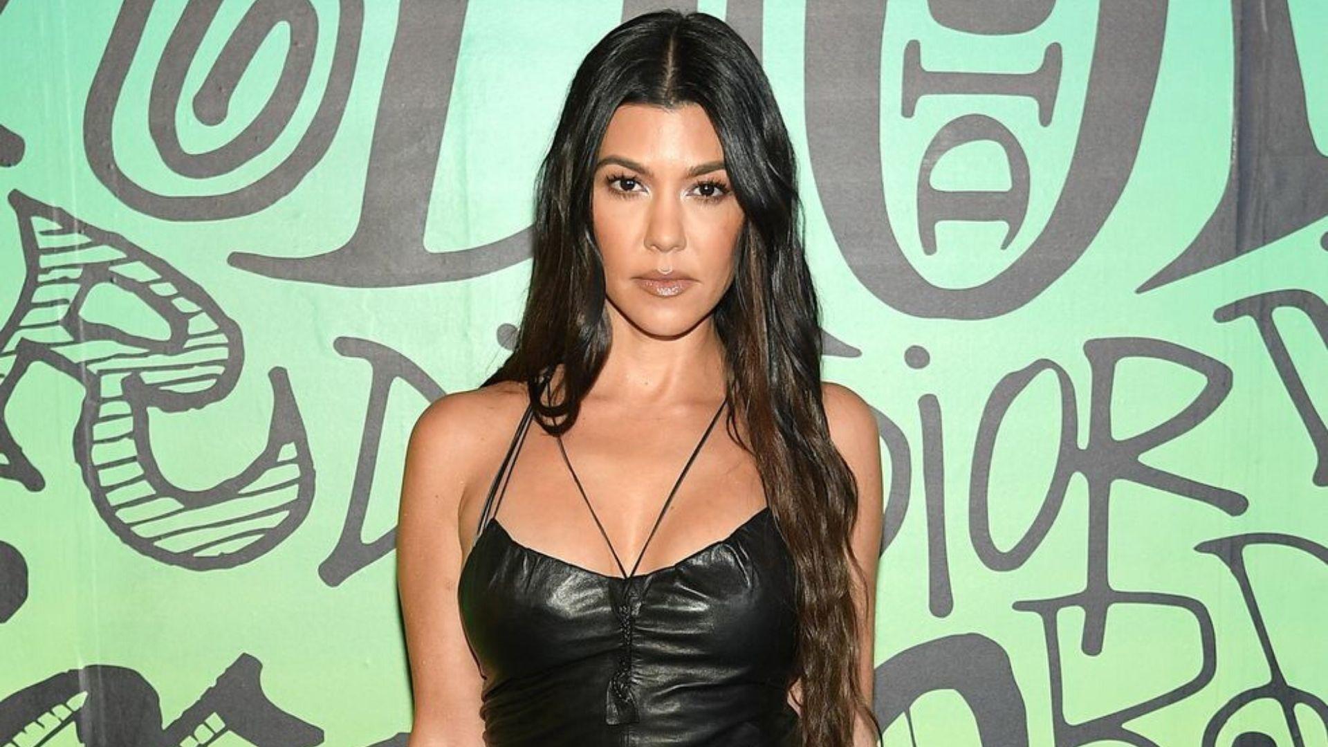 Kourtney Kardashian Responds To Backlash Over The Christmas Present She Bought For Her Kids