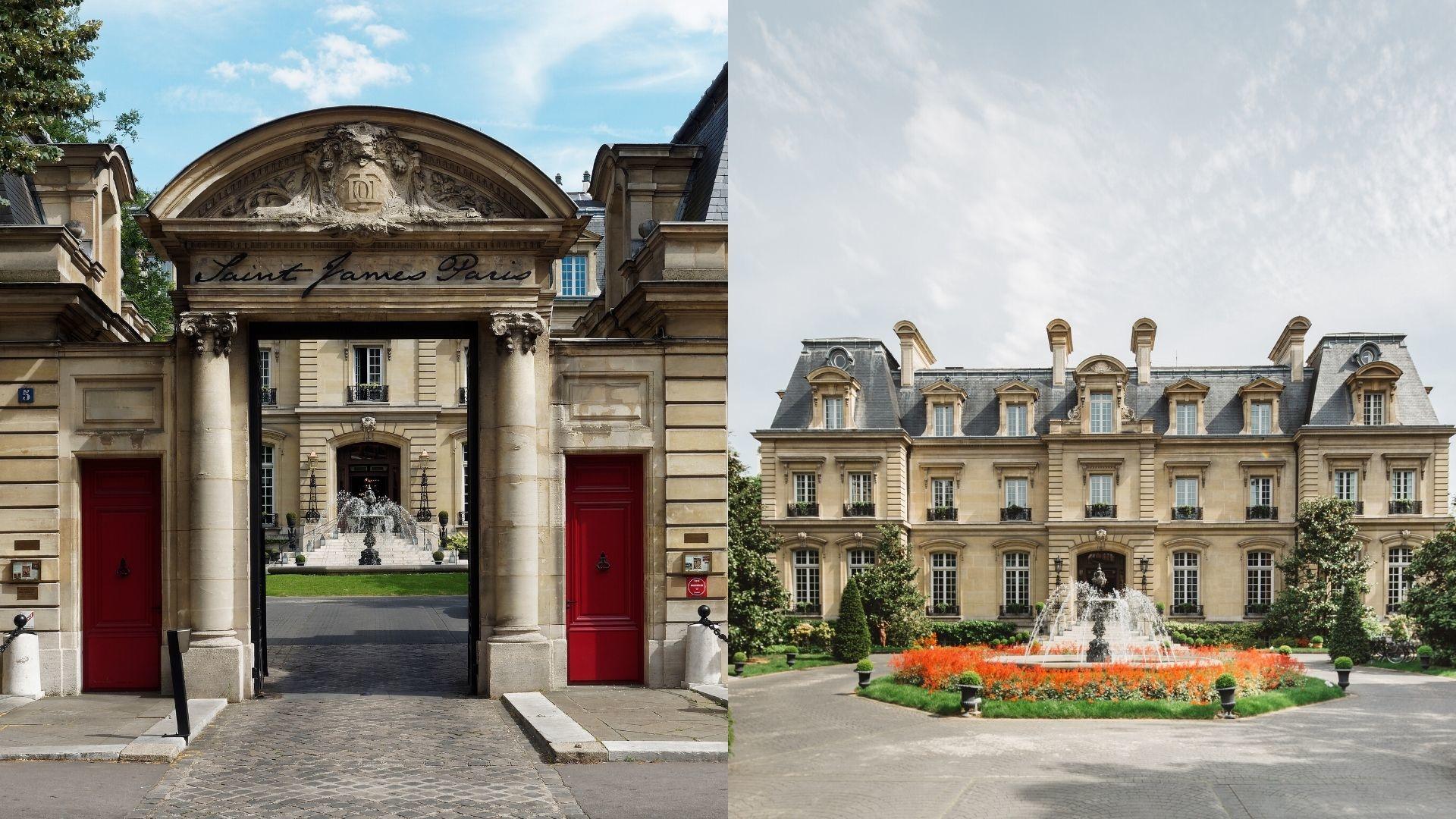 The Escape | The Relais & Châteaux Saint James Paris, France