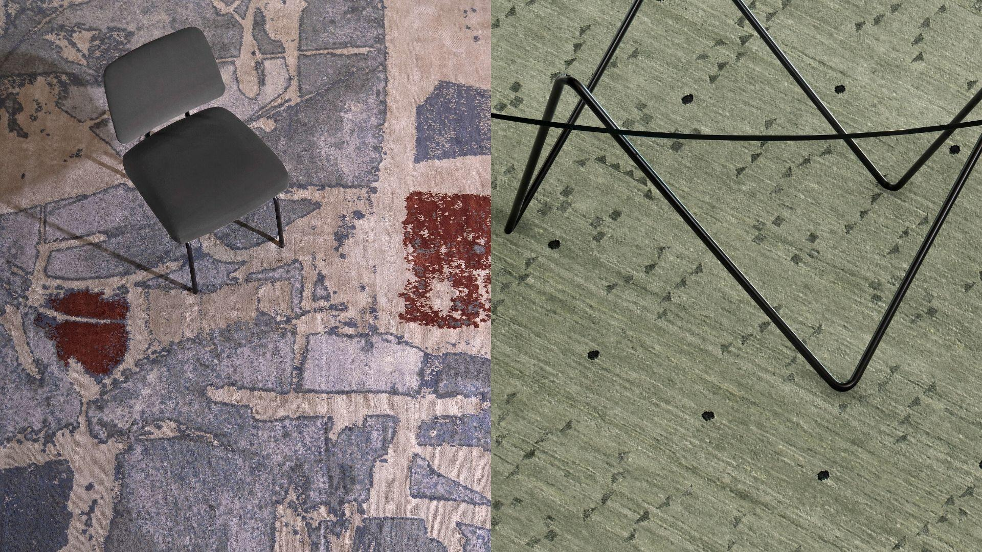 Here's Why We Love Iwan Maktabi's New Limited Edition Carpet Collections
