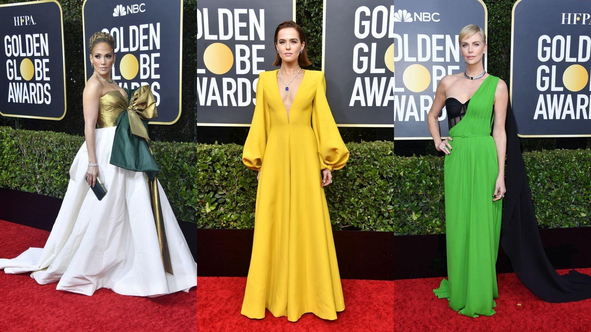 The Golden Globes 2020: Best Dressed Celebs