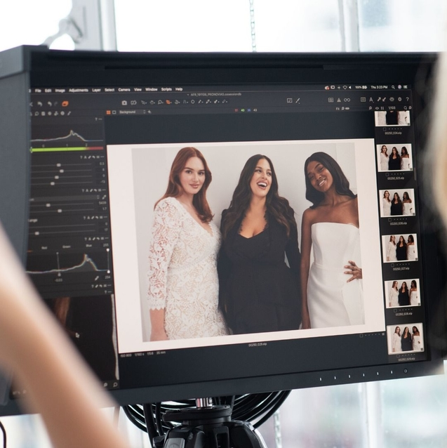Watch | Ashley Graham On Creating A Size-Inclusive Bridal Capsule For Pronovias