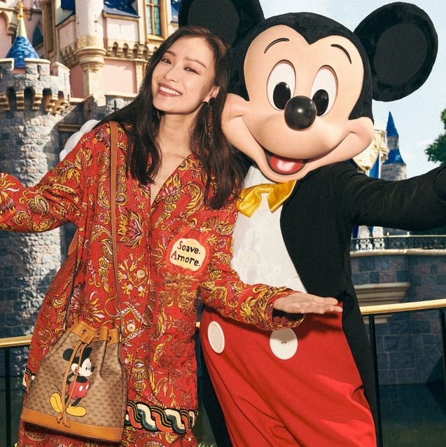 Watch | Gucci x Mickey Mouse Go To Disneyland