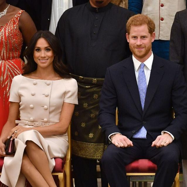 Buckingham Palace Confirms The Sussexes' Last Day As Senior Royals