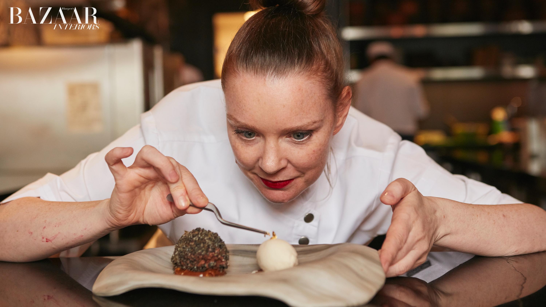 Pastry Chef Liz Stevenson Takes Bazaar Interiors On Her Culinary Journey