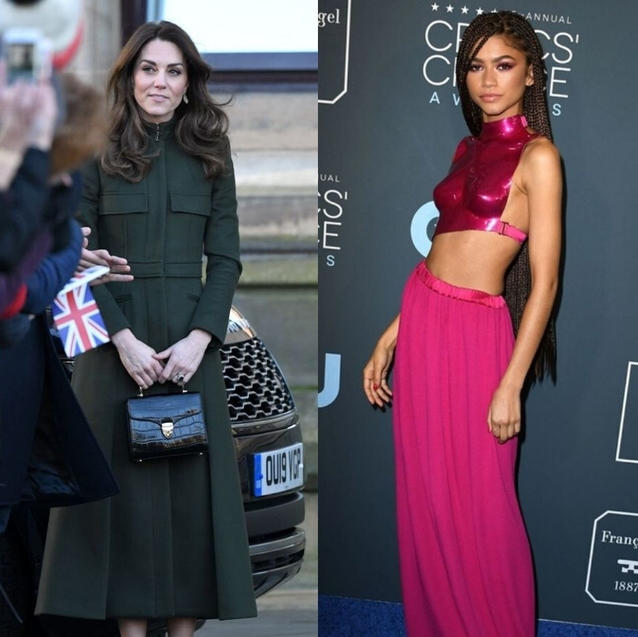 The Best Dressed Celebrities Of The Week: January 13