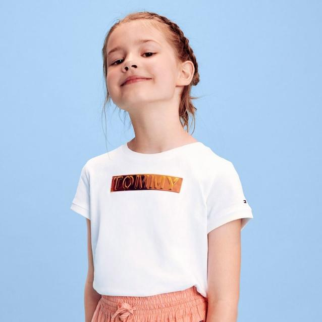 Tommy Hilfiger Has Launched The Coolest Kid's Collection For Spring 2020