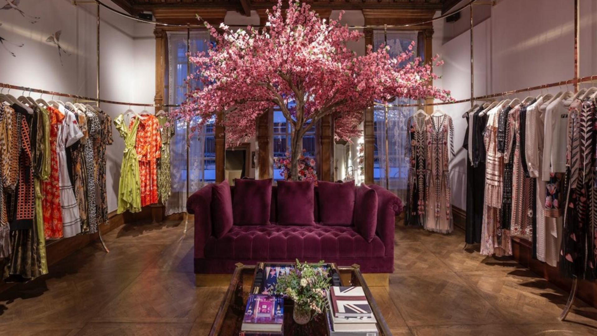 Temperley London Contributes To This Year's Abu Dhabi Dream Ball Silent Auction