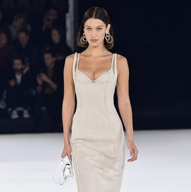 Gigi And Bella Hit The Catwalk At Jacquemus' Menswear Show In Paris