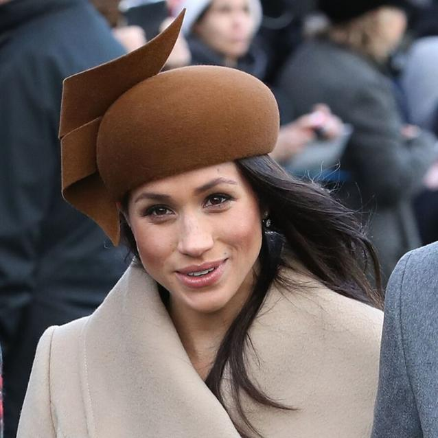 Meghan And Harry Are Dropping Their HRH Titles