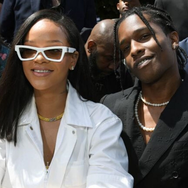 Rihanna Spotted With A$AP Rocky Following Her Split From Hassan Jameel