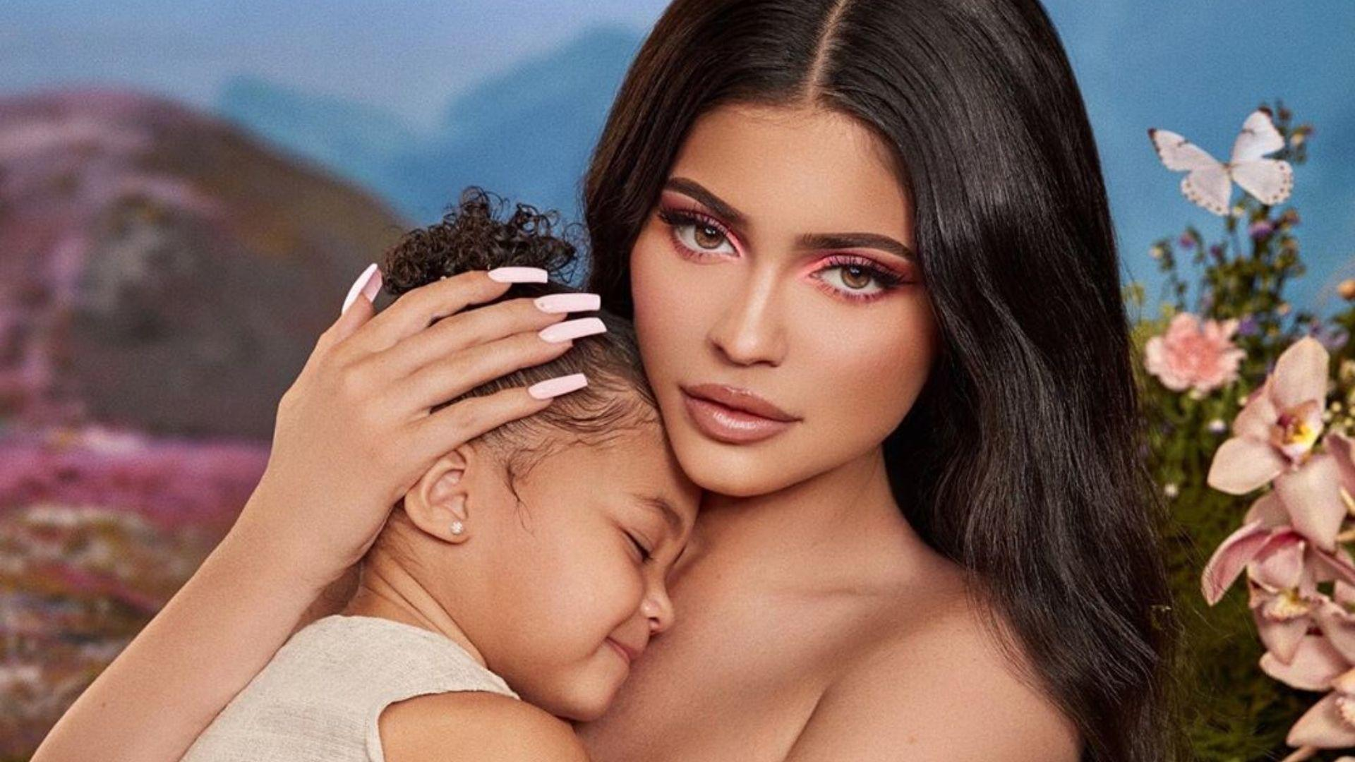 Everything You Need To Know About The Kylie Cosmetics x Stormi Webster Collab