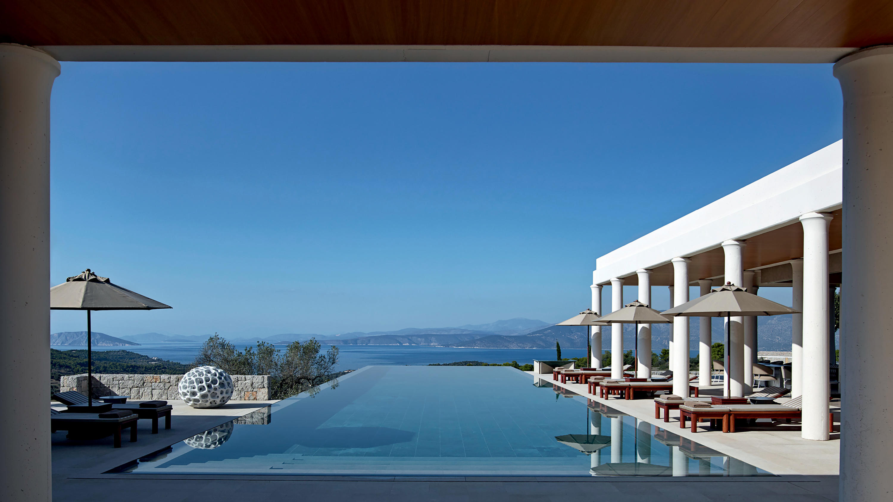 The Escape | Amanzoe, Porto Heli, Greece