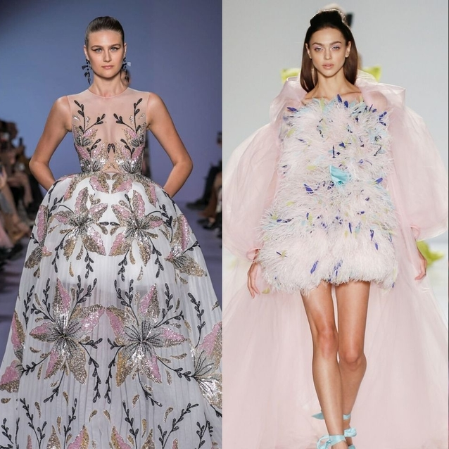 Paris Haute Couture Week: The Most Memorable Looks From Day One