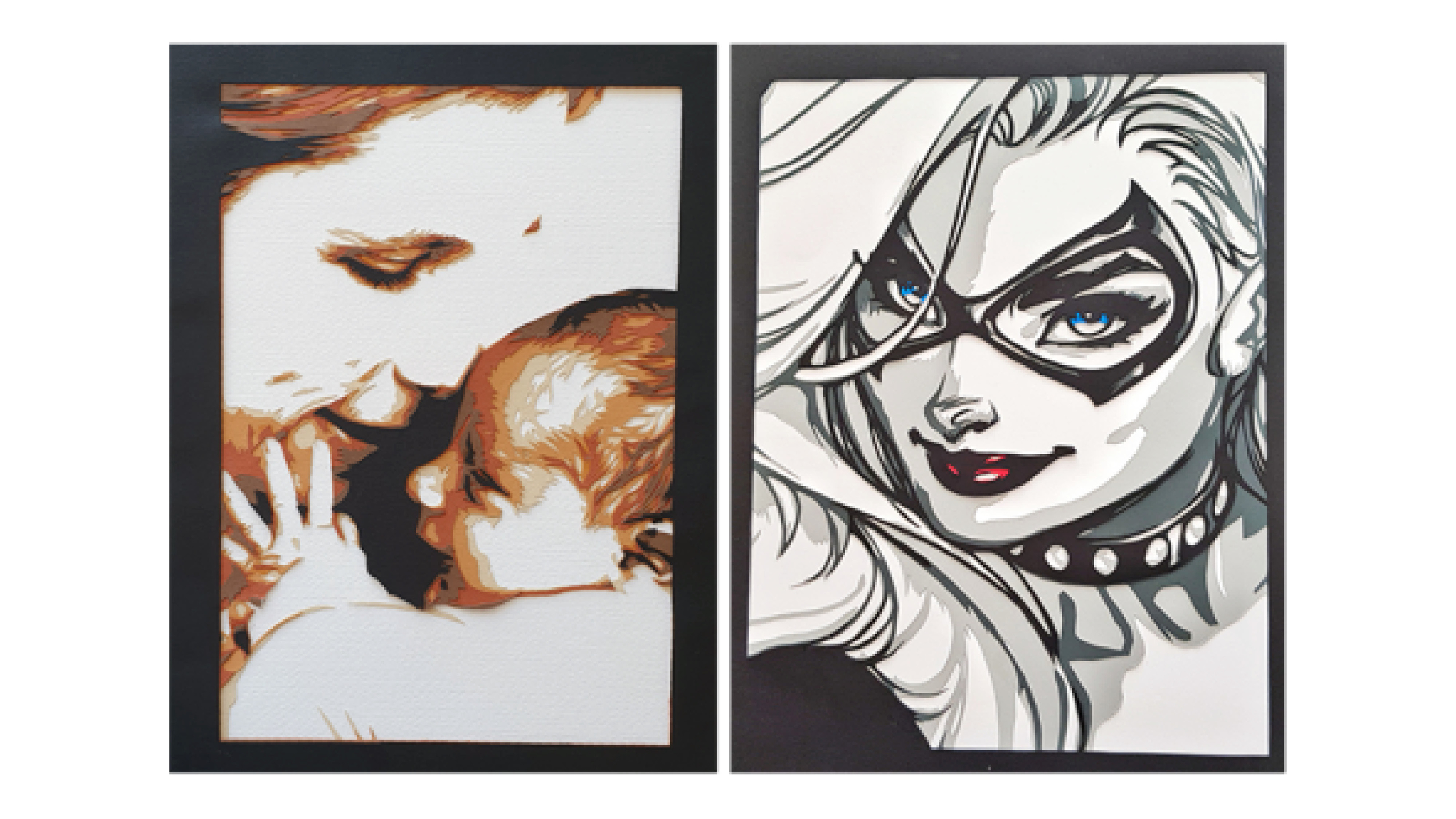 Bespoke Artwork By Arkham Creative To Be Auctioned At Abu Dhabi Dream Ball 2020