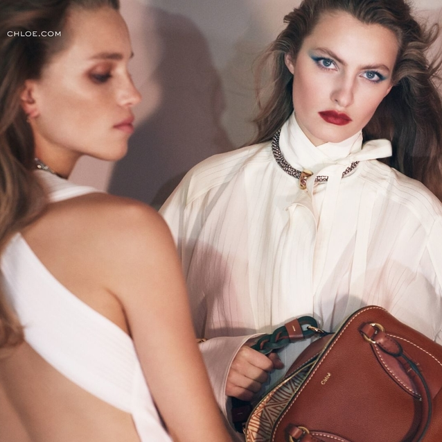 Watch | Exclusive: Chloé's S/S20 Campaign Is A Graceful Ode To Femininity
