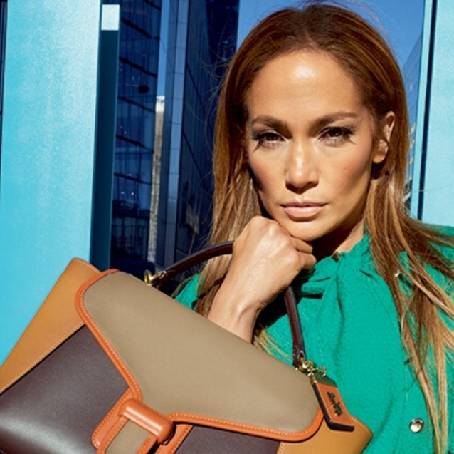 Exclusive: A First Look At Jennifer Lopez For Coach Spring 2020