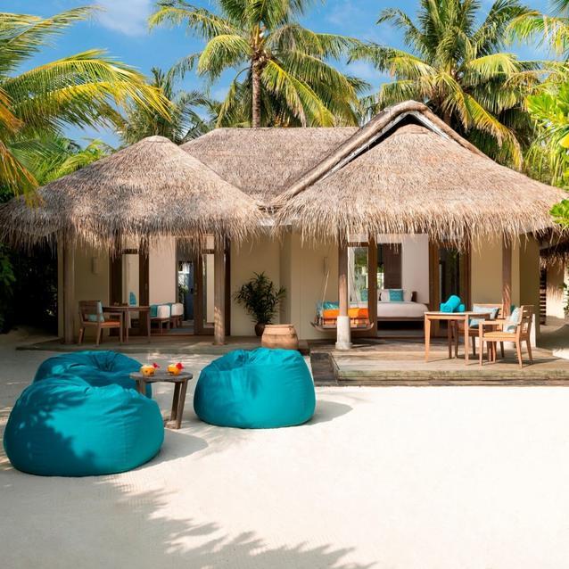 The Escape | One For The Kids: Anantara Dhigu, Maldives