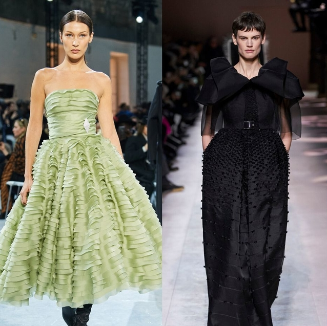 Paris Haute Couture Week SS20: All The Highlights From Day Two