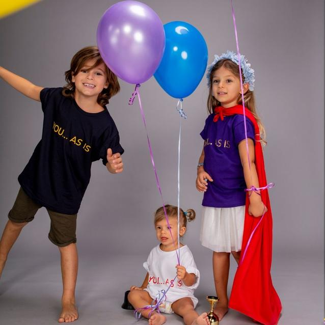Dima Ayad Just Launched The Cutest 'You... As Is' Collection For Kids