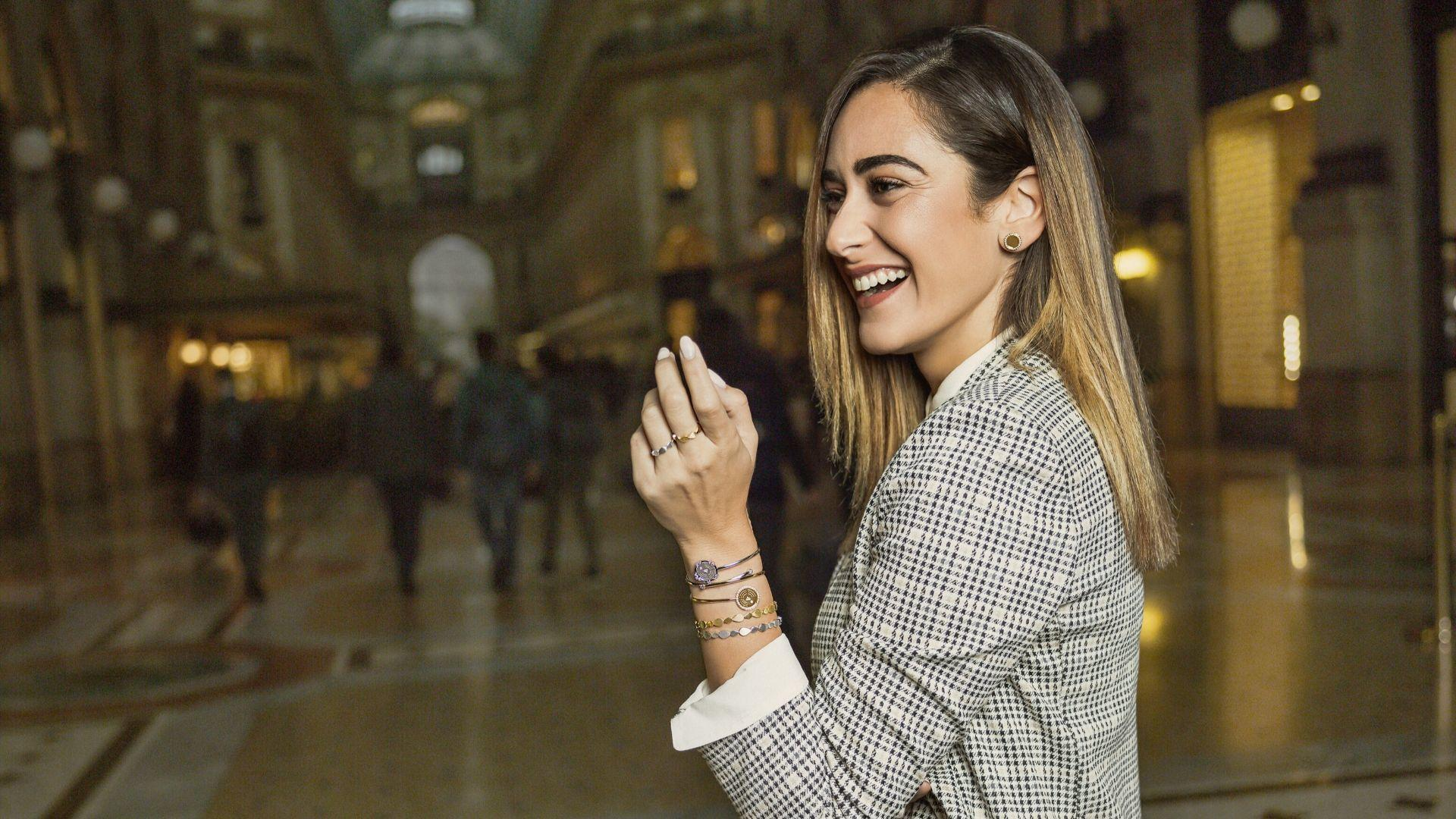 Nadine Jewellery Teams Up With Egyptian Actress Amina Khalil