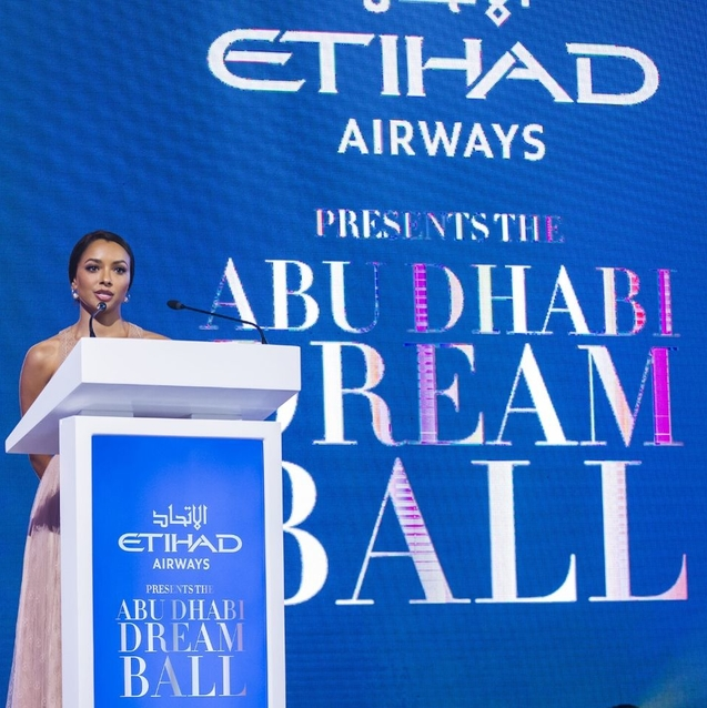 In Pictures: All The Highlights From The Etihad Airways Abu Dhabi Dream Ball 2020