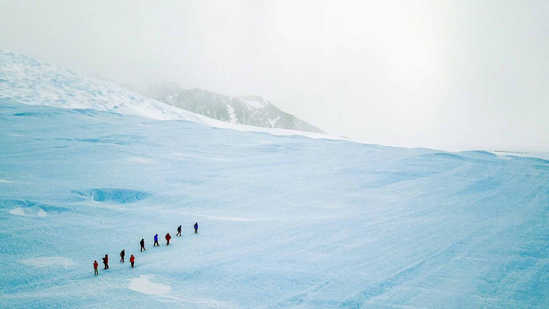 Meet The UAE Volunteer That Embarked On An Antarctic Sabbatical To Save The Planet