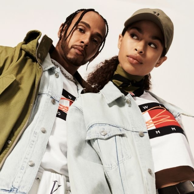 Tommy Hilfiger And Formula One Champion Lewis Hamilton Have Collaborated On Another Collection