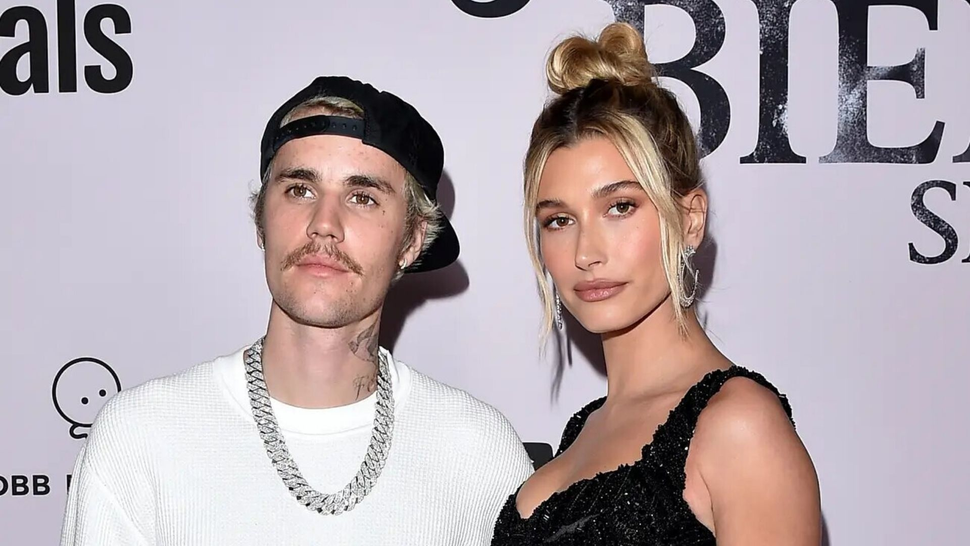 Hailey Bieber Stole The Show Wearing A Lebanese Designer Dress At Husband, Justin's New Docu-Series Premiere
