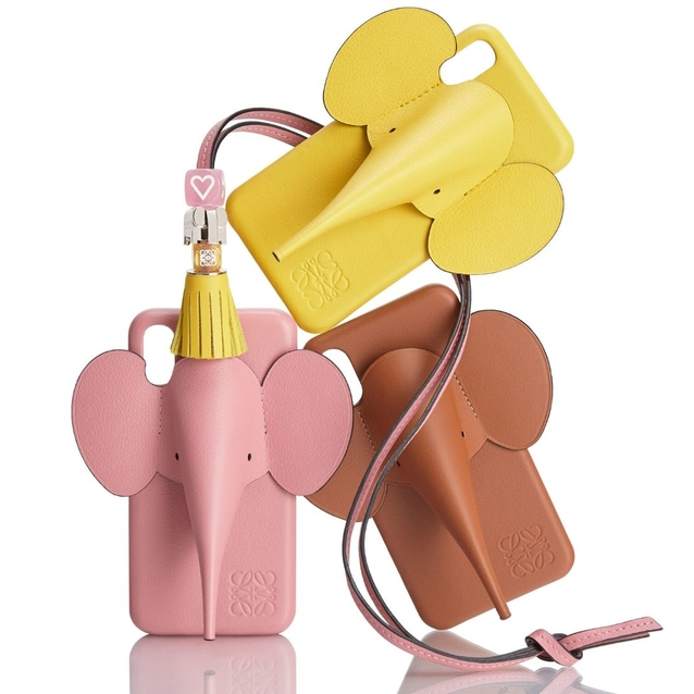 We Can't Get Enough Of Loewe's Elephant Phone Cover