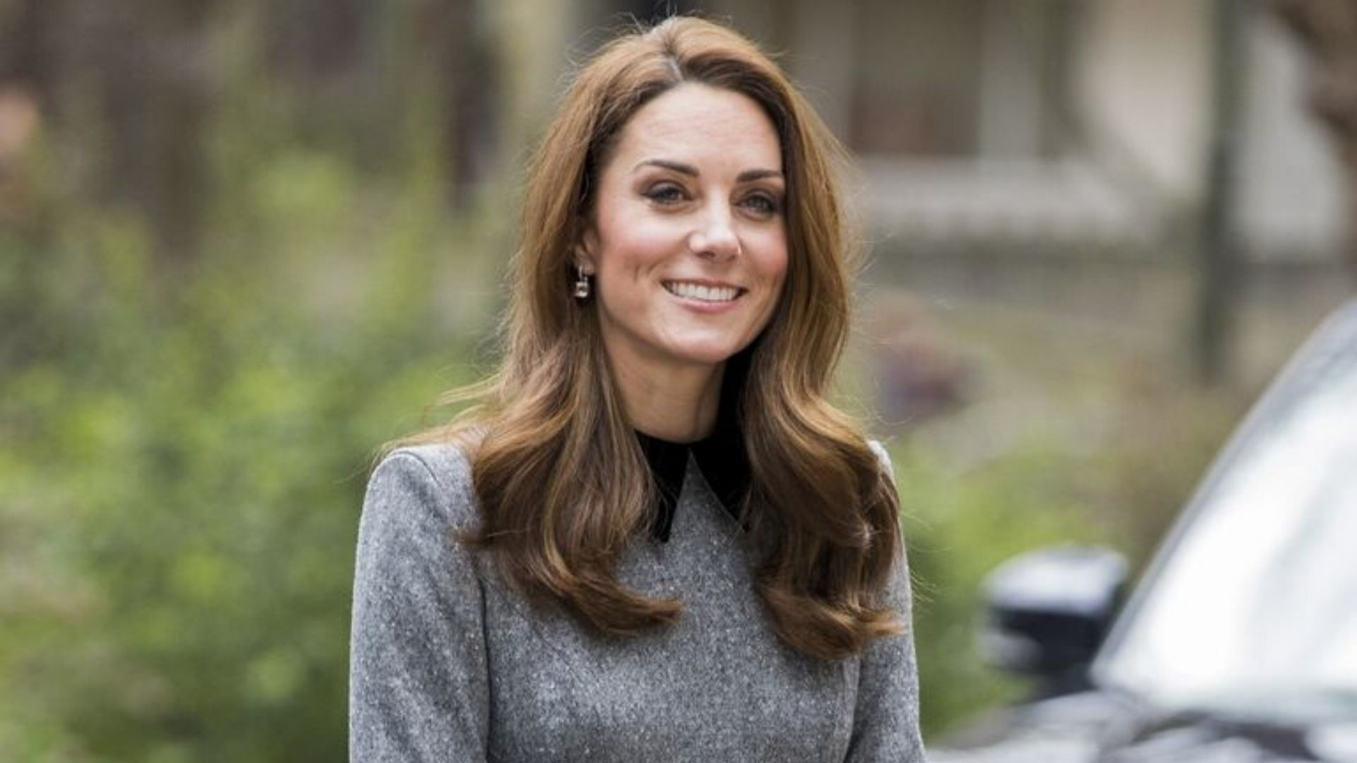Kate Middleton Just Stepped Out In The Chicest Tweed Skirt Suit