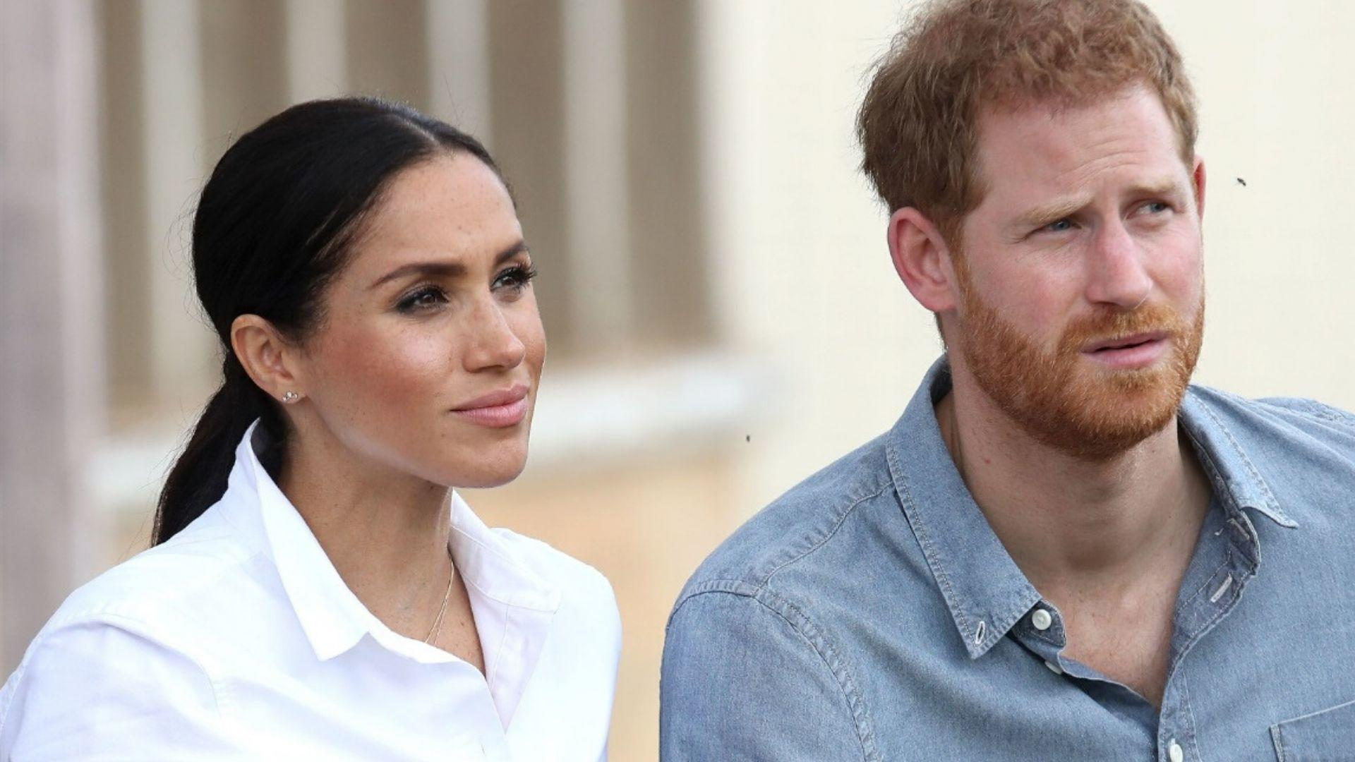 The Sussexes Are Closing Down Their Buckingham Palace Office