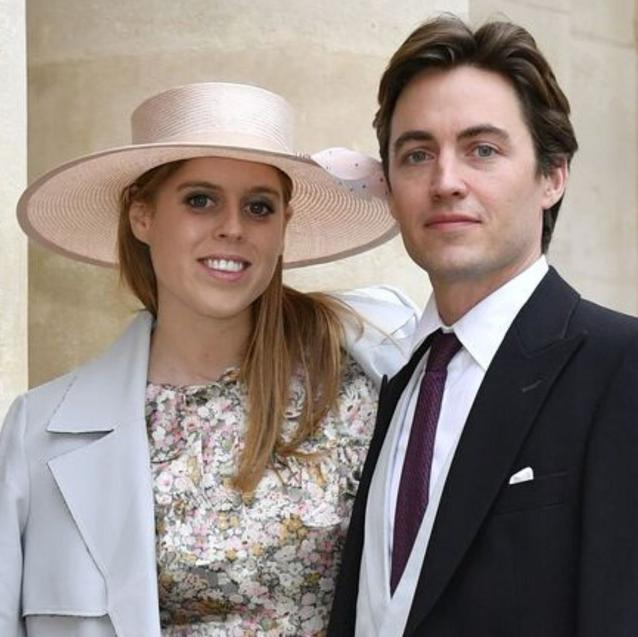 Princess Beatrice's Wedding Reception Could Take Place At Buckingham Palace