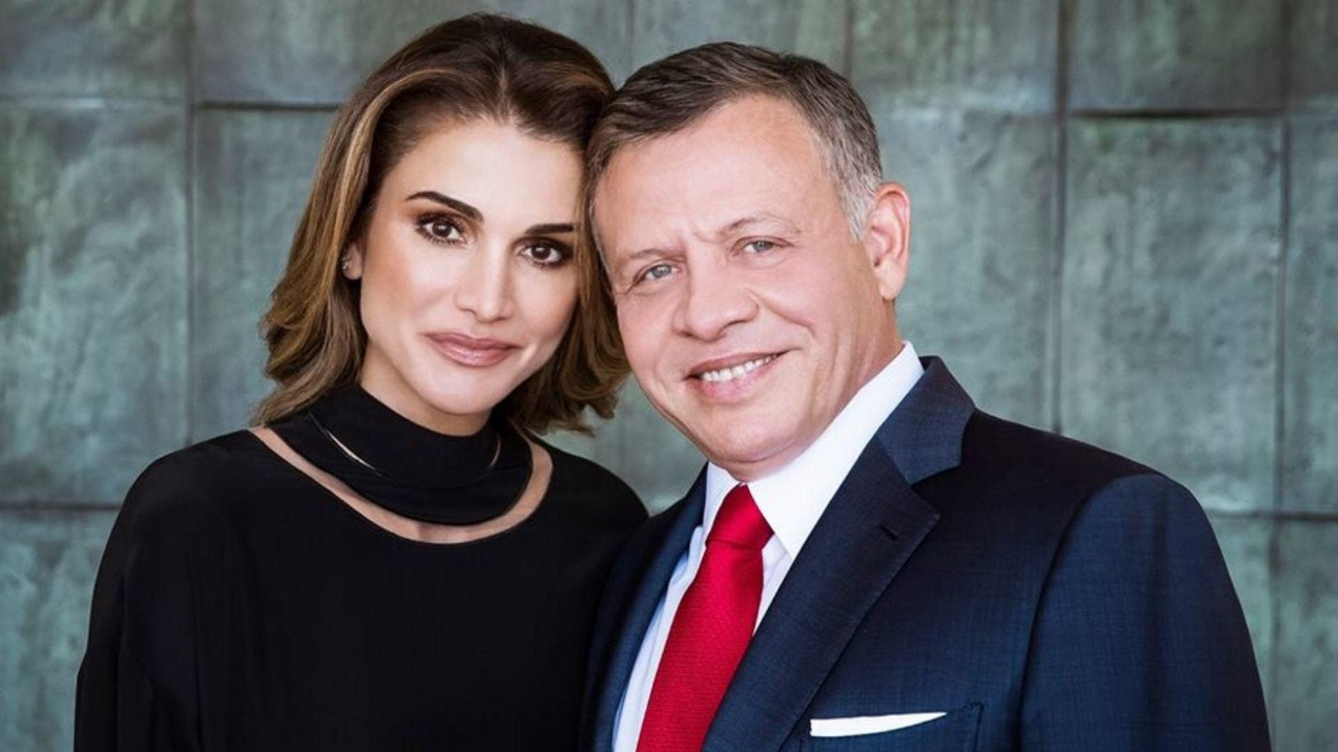 Queen Rania Wrote The Sweetest Birthday Message For King Abdullah